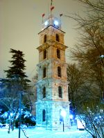 Tophane Saat Kulesi