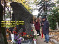 Moskova/ünlüler Mezarlığı/nazım Ve Vera