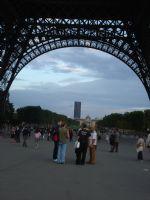 Eiffel Den Cerceve