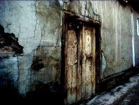 Ankara Hamamönü'nde Bir Kapı