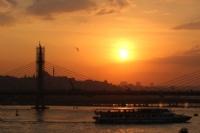 İstanbul Günbatımı