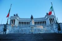 Kral Iı.Vittorio Emanuele Anıtı Ve Venedik Sarayı