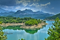 Karaca�ren Baraj G�l�