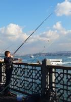 Balıkçı..