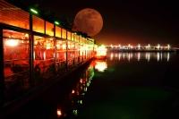 İzmit Sekapark'ta Kırmızı Ay