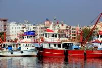 Adana Karataş Balıkçı Limanı