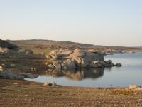 Kayalı Köyü Barajı...