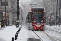 İstanbul'a Yağamayan Kar