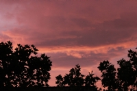 Gün Doğumunda Bulutlar