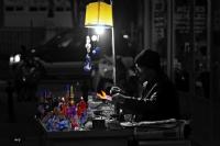 Cam Sanatçısı Çoşkun Keskin