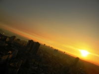 Güneş Batarken