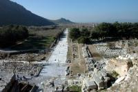 Efes, Liman Yolu