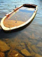 Unutulmuş Bir Tekne