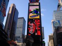 New York Manhattan Times Square