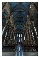 St. Antuan Kilisesi İçi