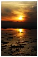 Pamukkalede Günbatımı