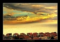 Günbatımı--istanbul(sinanoba)..