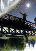 Köprüde...