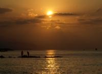 Denizde Akşam