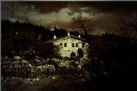 Toroslarda Bir Taş Ev