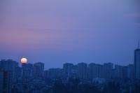 Adana'da  Gün Batımı :)