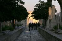 Süleymaniye'de Akşam