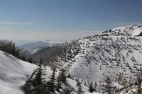Dağlar Ve Kış