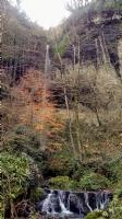 Şelale  Ve Mağara