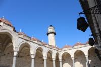 Ulu Cami Ve Saat Kulesi