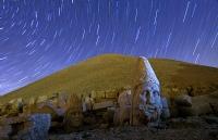 Nemrut Dağında Yıldız Pozlama