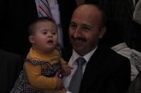 Başkan Amca Engelli Kızımızla