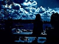 Mavi Gökyüzü Beyaz Bulutlar