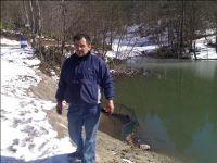 Dipsizgöl Çamlıpınar Göleti