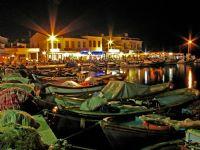 Urla İskele Limanı Akşam