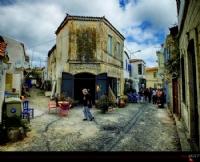 Bir Sokağın Fotoğrafı