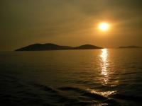 Büyük Ada Dönüşü, Gün Batımına Doğru...