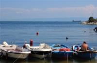 İstanbulda Balıkçı