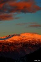 Honaz Dağı Akşam Üstü, Denizli