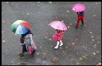 Kim Korkar Yağmurdan...