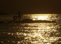Denizde Akşam2