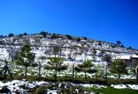 Kışın Hayriye Köyü, Denizli