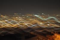 Gece Işığının Dansı