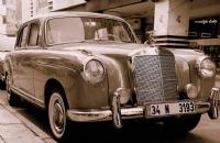 1957 Mercedes 220 S