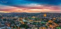 Gürcistan'ın Başkentı Tiflis