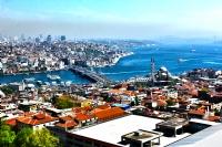 İstanbul'a Kuleden Bakış