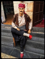 Gaziantep Yöresel Erkek Kıyafeti