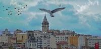 İstanbul Kanatlarımın Altında..