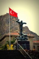 Afyonkarahisar Anıtpark Heykeli