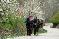Anadolu'da kadın olmak... - Fotoğraf: Ali Tekin