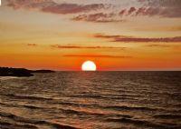 Kıbrıs'ta Bir Akşam